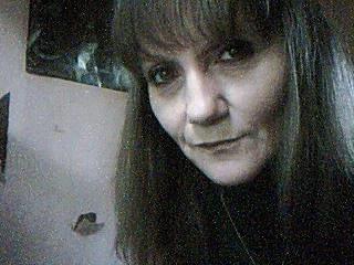 Author Sandra Rains back cover picture